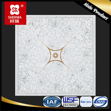 Certificated Popular durable pressed metal ceiling