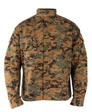 Propper, Battle Rip ACU Coat, Woodland Digital, F5470