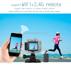 Tiny new china FHD 1080P wifi cam skydiving bicycle racing action camera SDV5291
