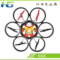 Best selling products WL V232 RC 4CH 6Axis rc Quadcopter drone camera quad copter with led light China plastic model kits