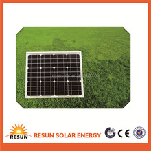 Top quality solar panel 12v 10w for sale