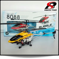 new item 42CM 3.5 Channel Radio Control Bubble copter remote control helicopter