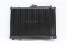 Fits 1993-97 NISSAN SKYLINE R33 / R34 BLACK PAINTED Full Aluminium Radiator