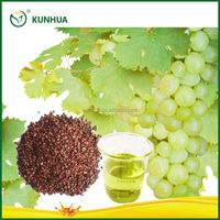 Pure Natural Grape Seed Oil Extraction for skin care