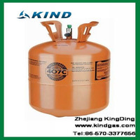 high quality mixed refrigerant r407c gas with good price