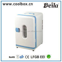 AC/DC Thermoelectric Car Fridge,Mini Portable Freezer Refrigerator
