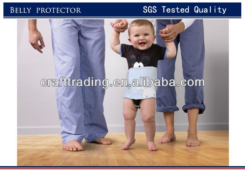 caliente de la venta del conejito de bebé del vientre envuelva swaddle