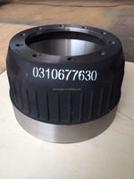 best price semi-trailer brake drum 42026052