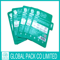 Whoelesale Resealable Frozen Pack Facial Mask Bag