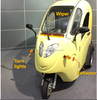 2500W adult and kids electric motorcycle for passenger / electric motorcycle with pedals