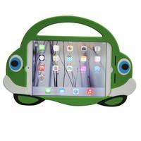 New arrival cute car silicone case for ipad mini