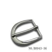 single durable personalized pin buckle for leather belt