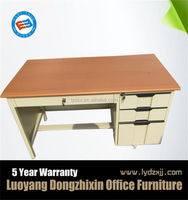 KD structure office furniture table designs