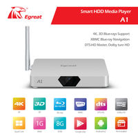 Egreat A1 1080p new android tv box with xbmc hdmi network hdd players XBMC player HDMI 1080p new android tv box with xbmc