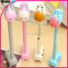 Cute shape ball pen creative roller ball pens hot selling candy color advertising pen,gifts pen, ball point pen