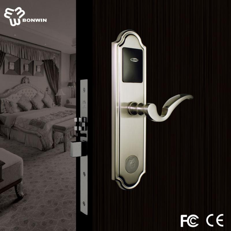 Ce iso certification hotel security door lock buy