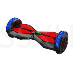 Good reputation hands free smart motor scooter,self balancing wheel