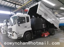 Dongfeng road washing vehicle new