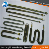 High Quality Stainless Steel Air Fin Heater
