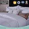 ELIYA Factory Wholesale Cotton Luxury Hotel Linen Bedding Sateen Sheet Set