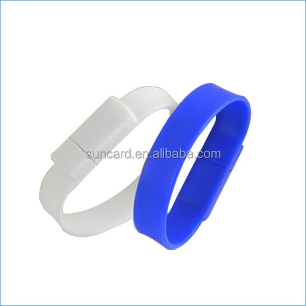 Best price bracelet bulk 1gb usb flash drives