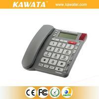 big button wire phone answering machine