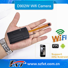 Dual Video Record 720p Digital Spy Wireless Mini Wifi Camera,Mini Spy Video Camera Support Iphone,Ipad and Android Mobiles