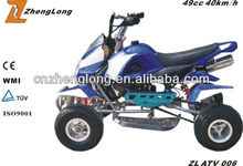 CE certification China import atv