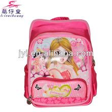 The Conch Girl Schoolbag For Kindergarten Kids Backpack Pink fashion Bag