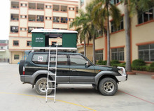 Auto top camping car roof tent, tents from china, hard shell auto top tent from China