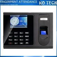 KO-M5800 Nice Design Biometric Fingerprint Reader Time Clock