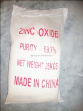 Los fabricantes que venden óxido de zinc precios 99.9 99.7 ventas calientes mejores precios