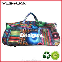 Hot selling 2015 travel trolley bags polo luggage bag
