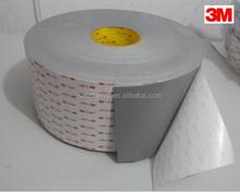 vhb double coated acrylic foam acrylic adhesive 3m scotch tape 4941, 3m scotch pressure sensitive tape