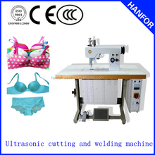 newly ultrasonic seamless apparel machine for ladies knicks hf-c100