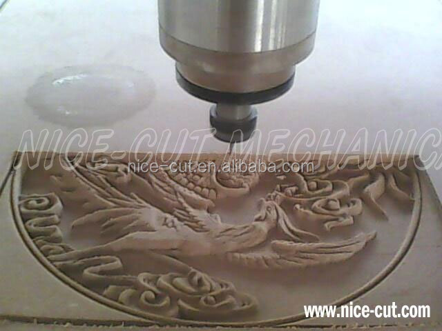NC-C2030 Woodworking carving router Machinery Wood CNC Routing engraver machine with rotary tool changer cassette
