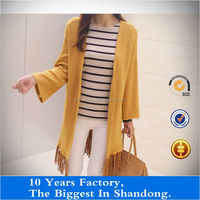 wholesale knitted loose cardigan sweater