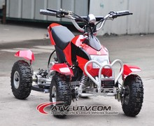 500W 36V Mini Electric 4 Wheeler, Electric Quad, Electric ATV For Kids