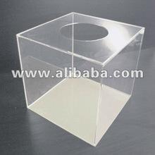 Acrylic Lucky Draw Box, Acrylic Draw Box