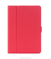 Rotating smart flip leather case for samsung tab s2 SM-T710