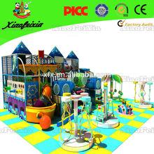 patio interior para los niños