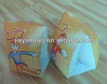 inflatable swimming arm ring with CMYK offset printing