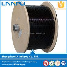 Class 180 Modified Epoxy/ Polyester Powder Coating Aluminum Rectangular Wire