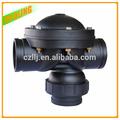 """Material de nylon dn100 4"""" volante de la válvula para la arena del filtro hecho en china"""