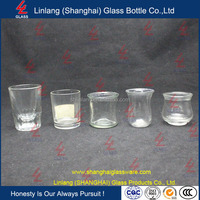 Glass Containers for Candles