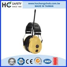 HC-RA200 CE and ANSI radio electronic sound proof earmuffs
