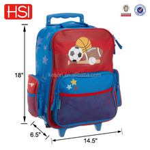 new products soccer football basketball printed dakine school bags