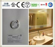 Non fogging bath mirror /bathroom mirror defogger CE UL PSE SAA approved