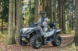 800CC EEC road legal QUAD BIKE ATV