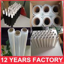 alibaba china 17mic-23mic casting shrink wrap film/pallet stretch wrap/Stretch film